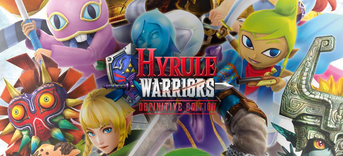 Hyrule Warriors Definitive Edition Test Switch Gain Magazin