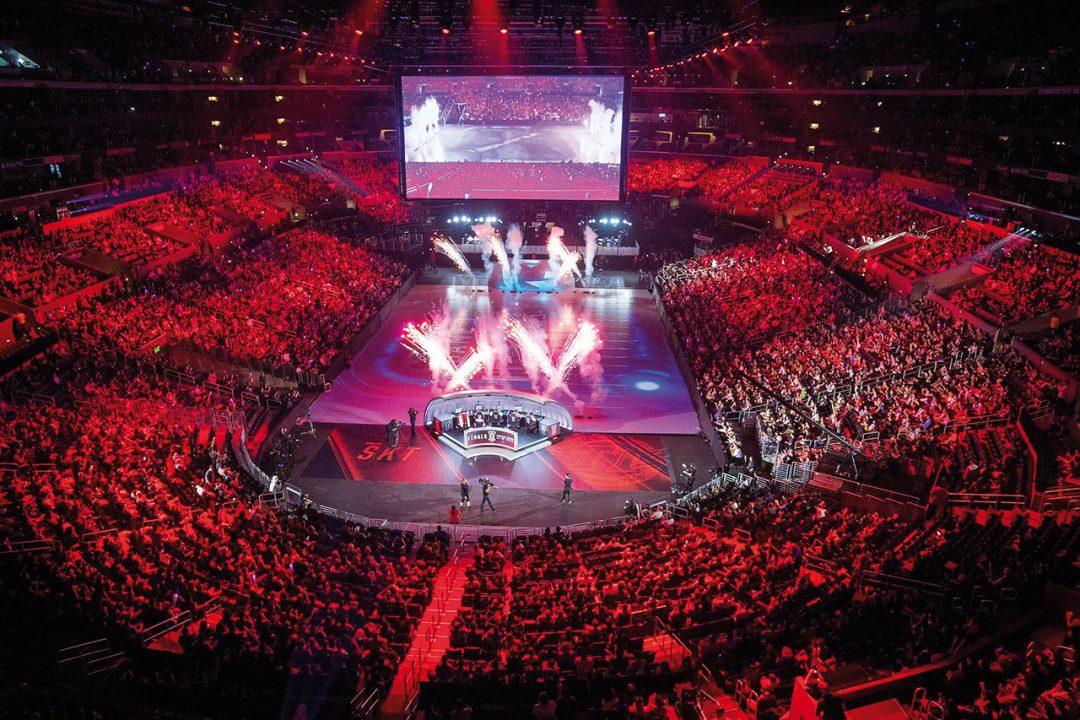 Die League of Legends-Weltmeisterschaft ist wohl das größte eSports-Event der Welt. Große Arenen auf der ganzen Welt werden gefüllt. © RIOT GAMES