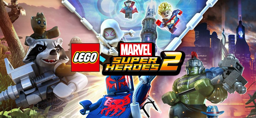 lego marvel super heroes 2 main 1078x500 - LEGO® MARVEL Super Heroes 2 - Test (PS4)
