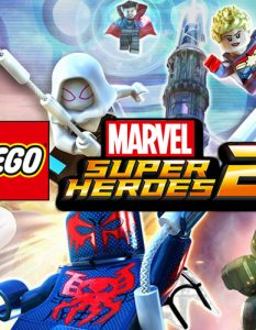 lego marvel super heroes 2 main 233x300 - LEGO® MARVEL Super Heroes 2 - Test (PS4)