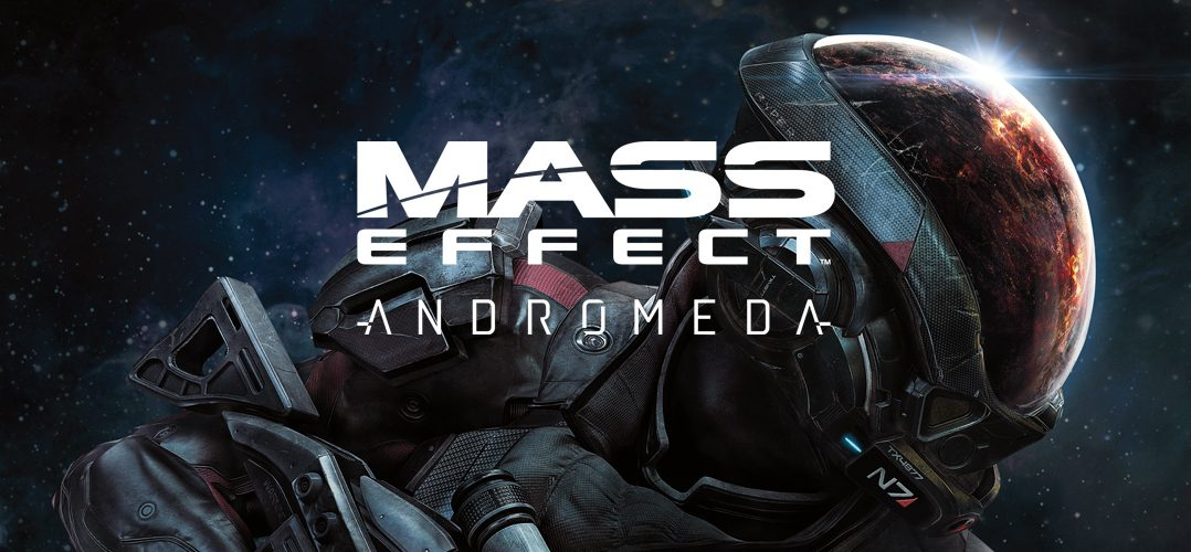 Mass Effect Andromeda - Titel