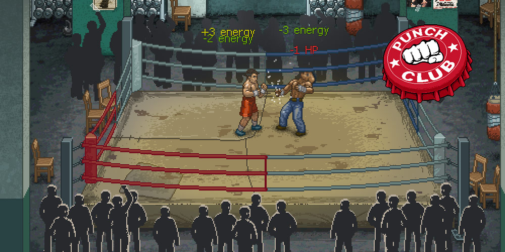 punch club titel - Punch Club - Review (PC)