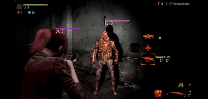 raid  53  702x336 - Resident Evil Revelations 2: Neue Screenshots und Infos