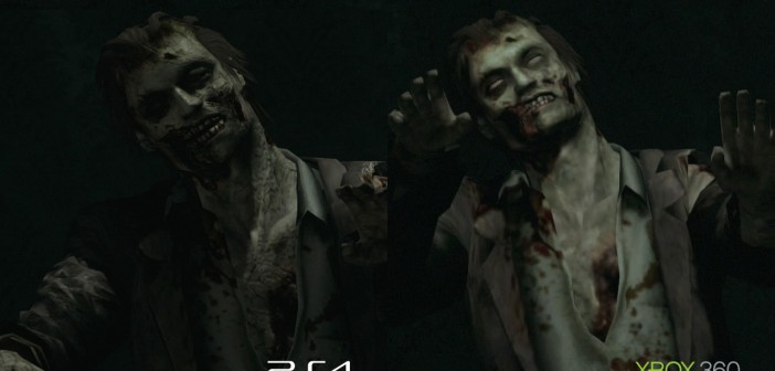 remaster zombie 702x336 - Resident Evil HD Remaster - Grafikvergleich