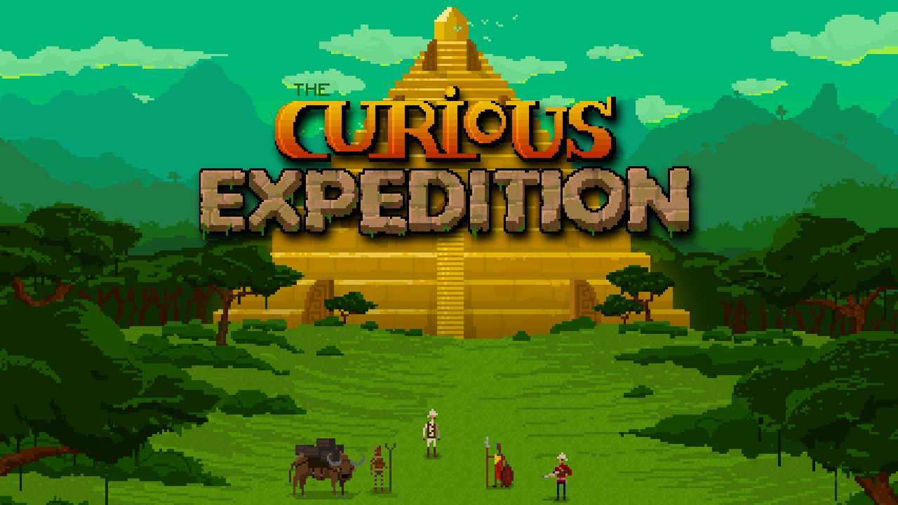 screenshot title 01 - The Curious Expedition - Review (PC)