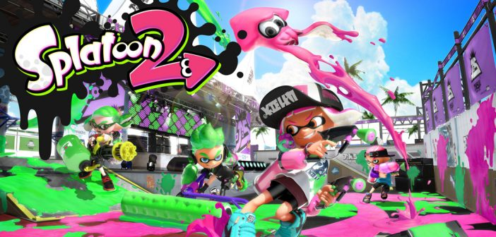 splatoon 2 702x336 - Nintendo Switch: Gratis-Demoversion von Splatoon 2