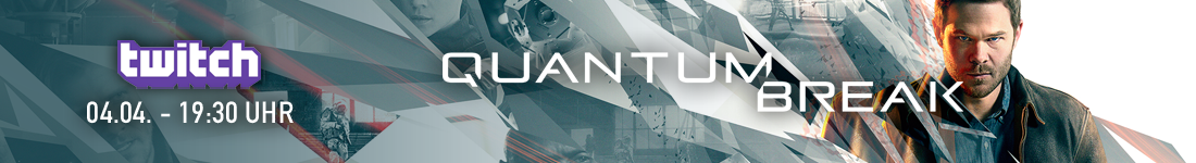 stream - Quantum Break Twitch Stream