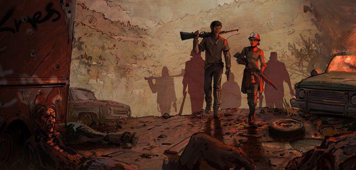 the walking dead titel 702x336 - The Walking Dead: The Telltale Series - A New Frontier ab 03. März als Retail-Version erhältlich