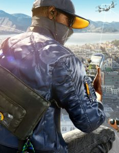 watch dogs 2 233x300 - Watch Dogs 2 - Review (PS4)