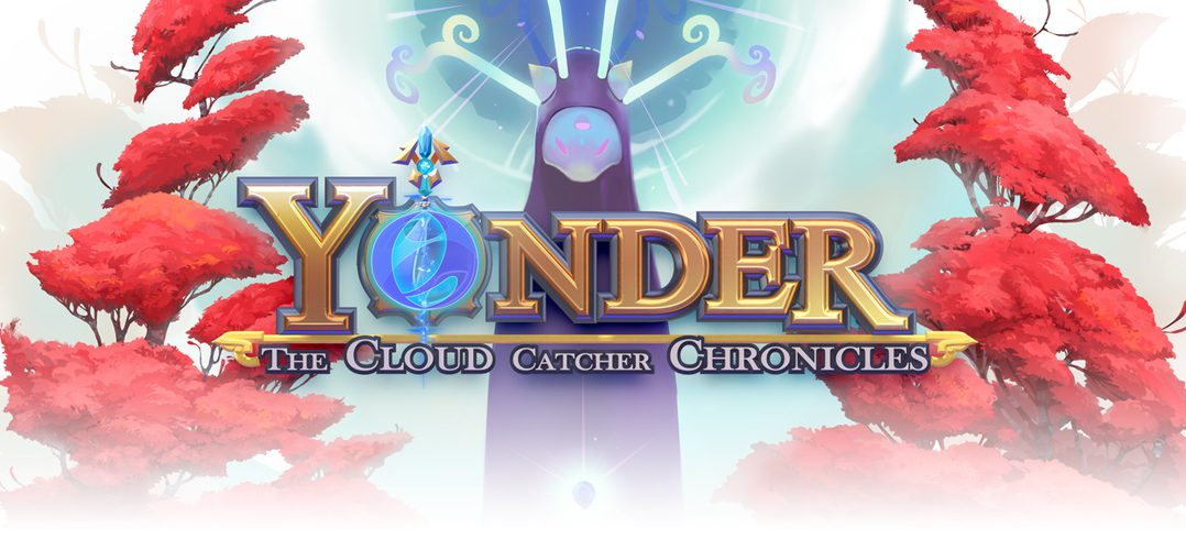 yonder titel 1078x500 - Yonder The Cloud Catcher Chronicles – Test (PS4)
