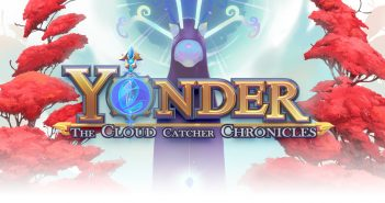 yonder titel 351x185 - Yonder The Cloud Catcher Chronicles – Test (PS4)