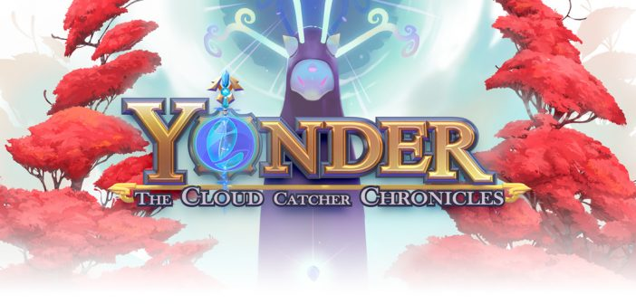 yonder titel 702x336 - Yonder The Cloud Catcher Chronicles – Test (PS4)